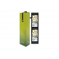 【熟豆1/4磅*2包】經典C組:果香風味禮盒