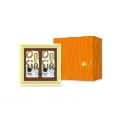 【熟豆1/4磅*2包】卓越盃得獎禮盒B組