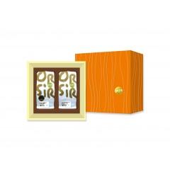 【熟豆1/4磅*2包】瑰夏禮盒A組