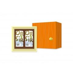 【熟豆1/4磅*2包】瑰夏禮盒B組