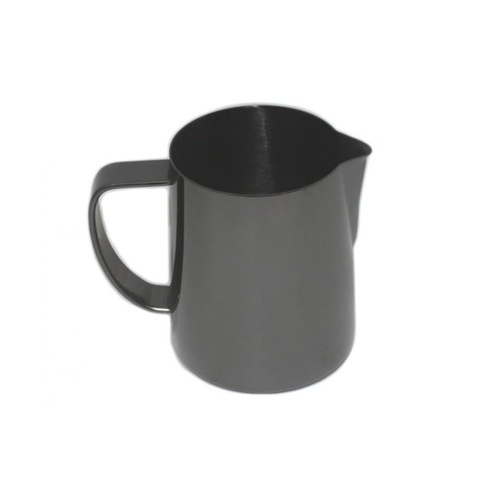 Barista Gear 12oz拉花鋼杯(鍍鈦黑)