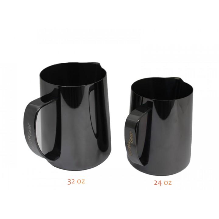 Barista Gear 32oz拉花鋼杯(鍍鈦黑)