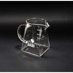 ⊙ GABI 流線分享耐熱玻璃壺