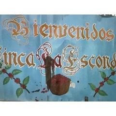 尼加拉瓜 隱密莊園 天然低咖啡因尖頭波旁種 蜜處理 Lot 1802