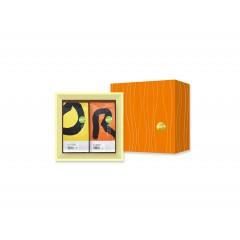 加購-芳澄咖啡豆禮盒(半磅2入)