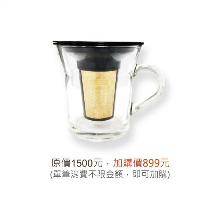 ⁎器材加購-CORES獨享金屬濾杯組 C401