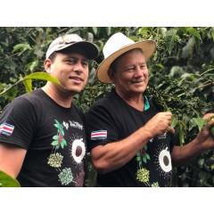 哥斯大黎加 2020卓越盃冠軍 唐瑪優處理廠 拉洛瑪莊園 蜜處理 瑰夏種
