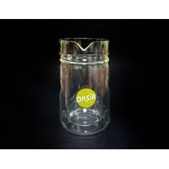 ⊙ 歐舍咖啡 雙層玻璃接壺