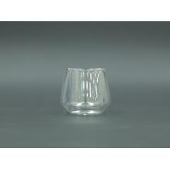 雙層玻璃行腳杯(無logo款)